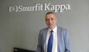 Ignacio Landa, director general de la fábrica de Smurfit Kappa en Cordovilla