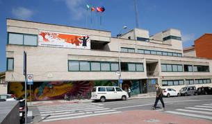 La Casa de la Juventud de Pamplona.