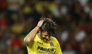 Pato se lamenta durante una acción contra el Mónaco.