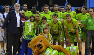 El Basket Navarra Club.