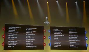 Sorteo favorable para Villarreal y Athletic; más difícil para el Celta