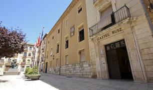 El Conservatorio de Tudela.