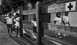 La fotografía ganadora, obra de Kike Balenzategui.