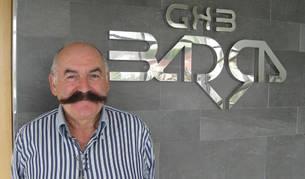 foto de Juanjo Burillo, gerente de Industrias Barga