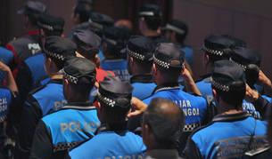 Policía Municipal de Barañáin.