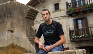 Jabier Zeberio Arrarás, montañero de Bakaiku.