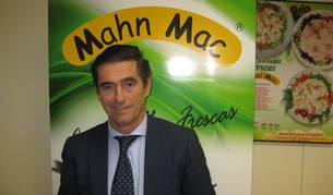foto de Carlos Eugui, director general de Egrin Alimentación