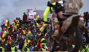 El Dakar se queda sin sexta etapa