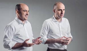 foto de Javier Martín y Ion Uzkudun, consultores de Abantian