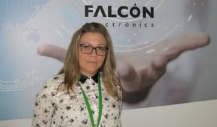 foto de Yolanda Falcón, directora ejecutiva de Electrónica Falcón