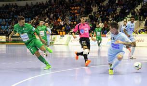 El Magna Gurpea vence al Burela y jugará la segunda final de su historia