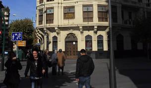 El edificio de La Vasco Navarra.