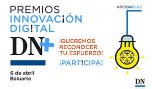 foto de la imagen de los Premios a la Innovación Digital DN+