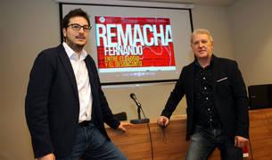 Imagen de izda. a dcha., Íñigo Osés Maestro y Javier Gómez Vidal.