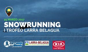 'Snowrunning I Trofeo Larra-Belagua'.