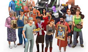 Foto de la franquicia de Los Sims, una de las sagas de videojuegos más vendidas de todos los tiempos.