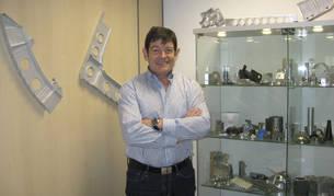 foto de Javier Etxeberria, diretor general de Microlan