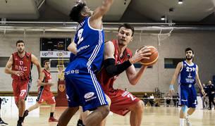 Basket Navarra no cede terreno en su pista (85-79)