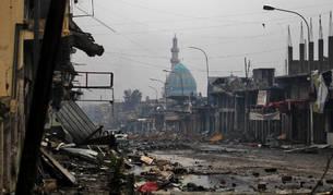 Foto de la localidad de Mosul.