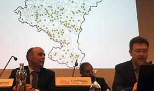 Asamblea general de la Unión de Cooperativas Agroalimentarias de Navarra (UCAN).