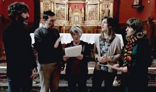 David Arratíbel, premiado como mejor director de documentales en Málaga