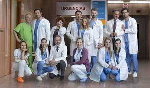 Foto del equipo de 'Centro Médico'.