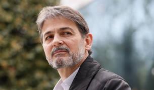 Foto del exdiputado de CiU Oriol Pujol, a la salida de la Audiencia Nacional.
