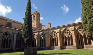 Arte cisterciense en el Monasterio de la Oliva