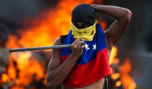 Dos muertos en una nueva jornada de protestas de la oposición venezolana