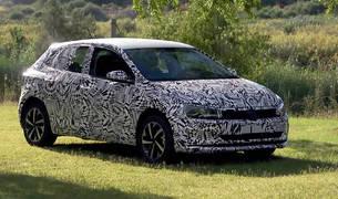 El nuevo Volkswagen Polo que se fabricará en Landaben.