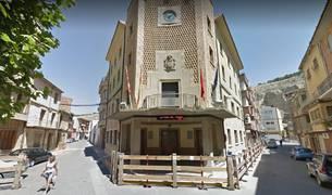 Ayuntamiento de Azagra.