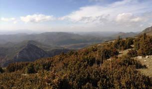Sierra de Artxuga, Zariquieta y Montes de Areta.