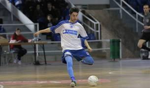 Álex Llamas procede del Sabadell de Segunda B.