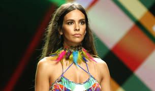 Cristina Pedroche debuta sobre las pasarelas en Gran Canaria Moda Cálida