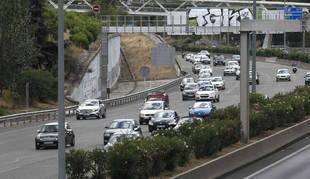 El primer fin de semana de la 'Operación salida' se cierra con cinco fallecidos