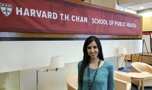 La investigadora Mercedes Sotos-Prieto