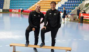 Miguel Hernández seguirá como entrenador ayudante de Osasuna Magna