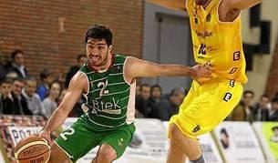 Arturo Cruz, nuevo jugador del Basket Navarra