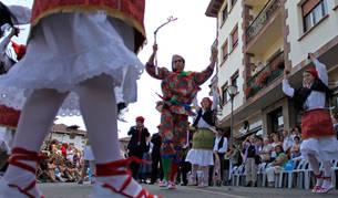 Imagen de archivo del Festival Rural en Urdax.