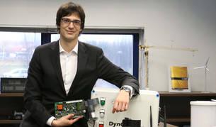 foto de Iñigo Ayerra, director general de IED Electronics