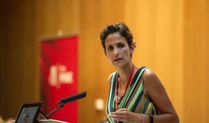 """María Chivite: """"A pesar de Bildu se hizo Itoiz, que se ha demostrado muy necesario"""""""
