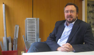 foto de Javier Antúnez, gerente de Perfinasa.