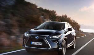 Lexus RX: Corazón híbrido