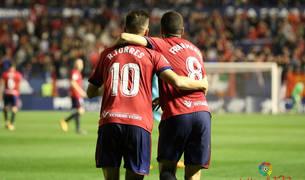 Roberto Torres y Fran Mérida.