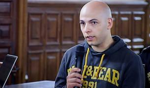 Sergio Morante, el supuesto autor de las muertes de Marina Okarinska y Laura del Hoyo