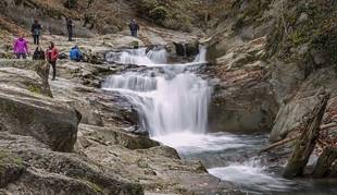 Irati se convierte en otoño en la primera opción de muchos excursionistas