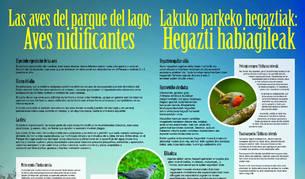 Actuaciones de mejora ambiental en el parque del Lago