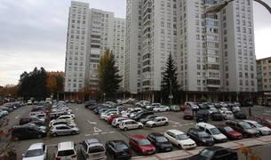 En la plaza Tilos, en el límite con Pamplona, también se habilitará una zona restringida 24 horas