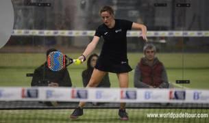 Maite Gabarrús finaliza la temporada en el puesto 35 del ranking FIP