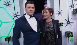 Cristina Pardo e Iñaki López